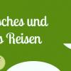 """Infografik zum Thema """"Veganes und Vegetarisches Reisen"""""""