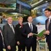 Landes-Wirtschaftsminister Volker Wissing besuchte während der ITB den Rheinland-Pfalz-Stand und die Eifel