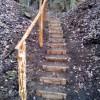 Alles neu… macht der Winter –600 Stufen auf den Traumpfaden erneuert