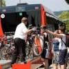 Fahrradbusse in Rheinland-Pfalz starten in die Saison 2017