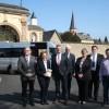 Bequem, flexibel und umweltfreundlich:Eifelsteig- Wanderbus nimmt Fahrt auf
