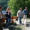 Integrative Ranger-Tour mit gebärdensprachlicher Begleitung durch das Nationalpark-Zentrum Eifel
