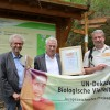 """UN-Dekade """"Biologische Vielfalt"""": Auszeichnung für den Schöpfungspfad im Nationalpark Eifel"""