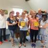 Team Gesundland Vulkaneifel macht Ausbildung in erster Hilfe