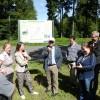 Umweltministerin Höfken eröffnet Audioguide des BUND am Westwallwanderweg in der Schneifel