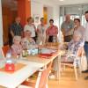 Netzwerken für mehr Qualität: Vertreter der Mayener Q-Betriebe besichtigten Altenzentrum St. Johannes