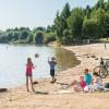 """Bedenkenloses Badevergnügen: Wasserqualität der Naturfreibäder in der StädteRegion ist """"ausgezeichnet""""."""