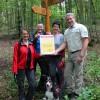 5.000. Buchung des Arrangements Wildnis-Trails: Paar aus der Schweiz durchquert den Nationalpark Eifel