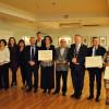 """Vennbahn in Irland mit """"Excellence Award"""" ausgezeichnet"""