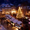Monschauer Weihnachtsmarkt im neuen Lichterglanz
