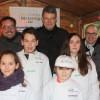Europa-Miniköche EIFEL bei der Burgenweihnacht in Manderscheid im Einsatz