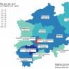 Beherbergungsstatistik Januar bis Oktober 2017: NRW legt erneut deutlich zu.