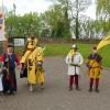 """""""Ritterconvent"""" auf Burg Nideggen"""
