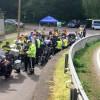 Routenteam und Tourguides Eifel-Motorrad bei Internationaler Motorradkontrolle dabei