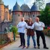 Neue Gastronomen auf der Burg