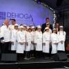 Europa-Miniköche EIFEL bei der Eröffnung der neuen DEHOGA-Geschäftsstelle und dem DEHOGA-Sommerfest in Bad Kreuznach dabei.