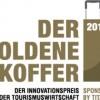 """Die Nominierten für den """"Goldenen Koffer – den Innovationspreis der deutschen Tourismuswirtschaft"""" stehen fest"""