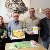 """Rechtzeitig für den Weihnachtsbaum: """"Spur der Wildnis"""" – das neue Brettspiel zum Wildnis Trail"""