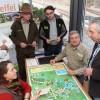 Großes Wildnis-Trail-Spiel im Nationalpark-Tor Heimbach installiert