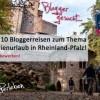 Bloggerkampagne für das Familienabenteuer Rheinland-Pfalz gestartet