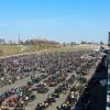 Mit Sonne, Segen und Fahrt über die Nordschleife:  20.000 Motorradfahrer feiern Saisoneröffnung am Nürburgring