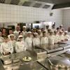 Europa-Miniköche EIFEL wieder zu Gast im Europäischen Berufsbildungswerk (Euro BBW) in Bitburg
