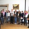 QualitätsStadt Mayen: Treffen der Mayener Qualitätsbetriebe fand im Alten Rathaus statt
