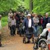 Rollstuhl- und Rollatorexkursion am 25. September im Mayener Stadtwald