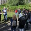 Nationalparkleiter aus Georgien zu Gast im Nationalpark Eifel