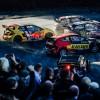 Vollkontakt-Motorsport auf Kies und Asphalt: FIA Rallycross Weltmeisterschaft kommt 2020 zum Nürburgring