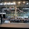 Große Baumaschinen im ring°boulevard: Firmenevents sorgen für rasanten Start in den Februar