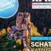 Rheinland-Pfalz Tourismus GmbH und RPR.1 werben gemeinsam für Urlaub im eigenen Land- Eifel Beitrag am 14.07. und 15.07.