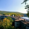 Sicherheit geht vor: Weg über die Urftstaumauer im Nationalpark Eifel bis Jahresende gesperrt