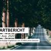 Beherbergungsstatistik NRW Januar bis August 2020: 20,1 Millionen Übernachtungen