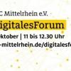 Premiere gelungen: Diskussionsrunde #digitalesForum zum Tourismus in Rheinland-Pfalz trifft den Nerv der Zeit