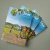 Auf Tour 2021 ist erschienen – Mit vielen Inspirationen für Rad- und Wanderausflüge in die Eifel