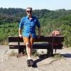 Manuel Andrack auf Eifel-Traumpfädchen unterwegs