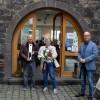 400.000ster Besucher im Eifelmuseum begrüßt