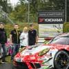 Neuer Streckenabschnitt auf dem Nürburgring eingeweiht: Sabine-Schmitz-Kurve offiziell Teil der legendären Nordschleife