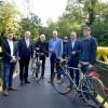Rurbrücke in Kreuzau offiziell eröffnet